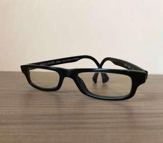 alain mikli 手造眼鏡 99% 新