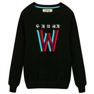 W sweater