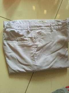 Celana Seragam SMA/SMP Putih