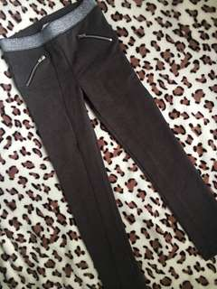 Black legging by H&M