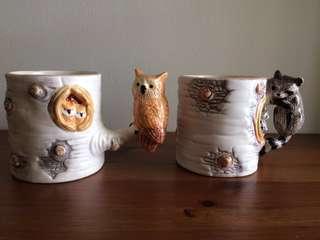 Decorative Mugs