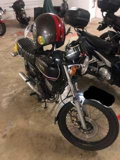 Yamaha rxk