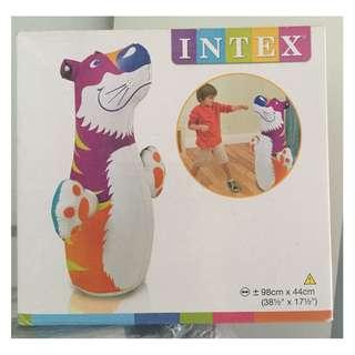 Intex 3D Inflatable Children Boxing Tiger