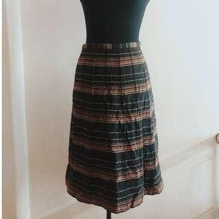 Printed Skirt for Office Wear