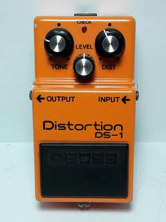 BOSS Distortion DS-1 Vintage