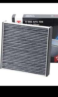 Axia Bosch Carbon Aircond / Cabin Filter