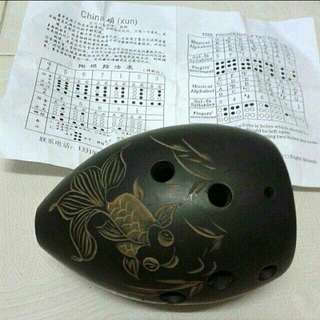 Special Chinese Wind Instruments (5 types)