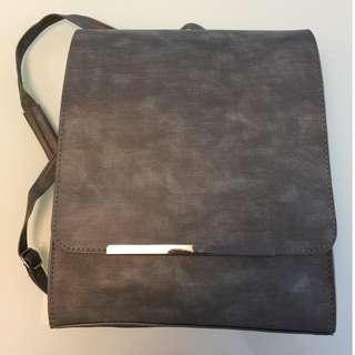Leather Bag - Backpack