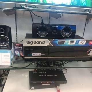 Polytron Big Band BB5510 , bisa kredit tanpa kartu kredit