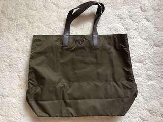 Prada Tote Bag