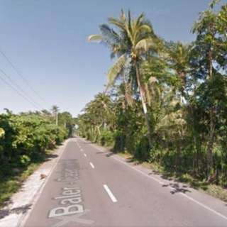 Baler Aurora cheap vacant lot with title