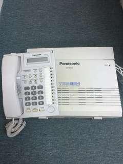 Panasonic 電話系統連5部分機
