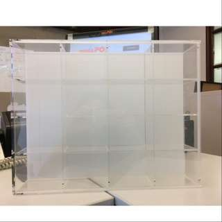 Clear Acrylic/Box/Accessories/Display