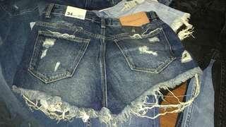 🚚 Women denim shorts