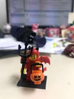 Lego惡魔仔