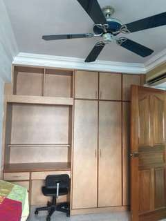Rental of normal room at blk 469B Admiralty Drive