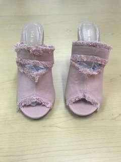 Shoe Republic Denim Fray Shoes