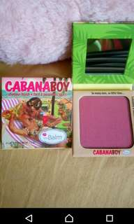The balm cabana boy blush Brand new