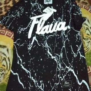 Kaos Distro / atasan Flava