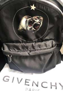 Givenchy Monkeys backpack