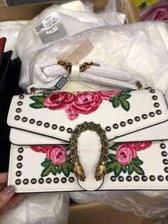 Gucci Patch Bag