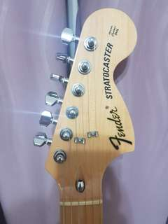 PRICE DROPPED! Fender Strat (MIJ) Upgraded with Suhr Pickups