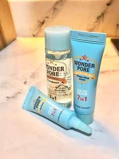 Wonder Pore Set