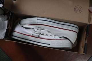Authentic Converse (Optical White)