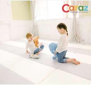 韓國Caraz playmat嬰兒兒童遊戲墊/地墊/軟墊