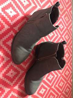 Forever 21 Boots Authentic