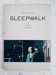 Sleepwalk & other stories - Adrian Tomine