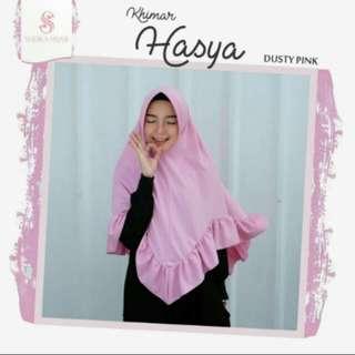 Khimar hasya original label by sheika hijab