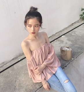 [PO] Off Shoulder Top