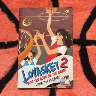 Lovasket Book 2-4 (a Novel by Luna Torashyngu)