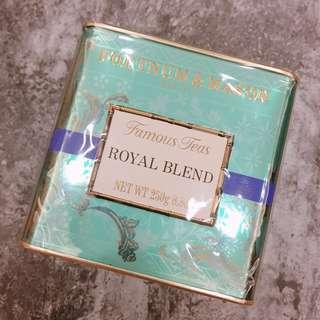 Fortnum&Mason Royal blend 鐵罐茶葉250g