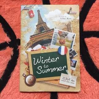 Winter to Summer (Icha Ayu)