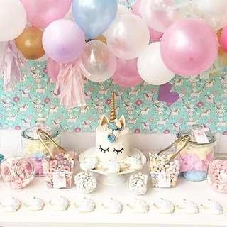 PROMOTION Desert table / Dessert Decoration / Party Decoration / Party Planner