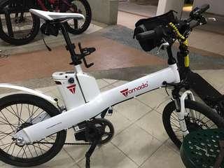 Use tornado bike