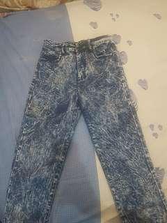 Celana jeans /celana robek /hot pant
