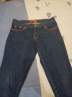 Jeans zara / hot pant /celana jeans