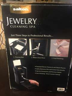 Jewerly Cleaning Spa