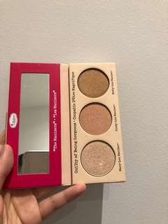 The balm manizers sister palette