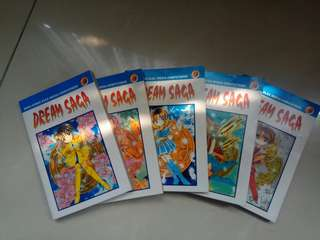 komik dream saga