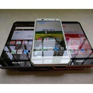 Fujitsu Arrows NX F-02G Octagon Phone_Unique Shape_3500mAh