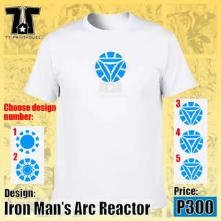 Iron Man's Arc Reactor T-Shirt