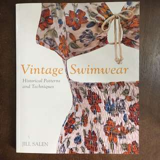 Swimsuit vintage patterns