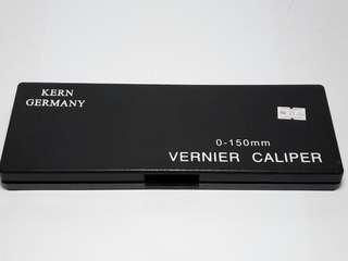 Vernier Caliper 0-150mm by Kern Germany