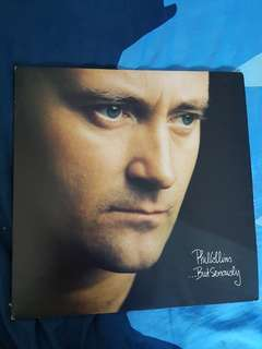 Phil Collins But Seriously Vinyl LP