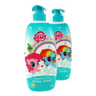 1pcs disney cuties baby wash
