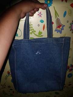 Denim Bag from Japan